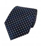 Cravata barbati HAWES & CURTIS - matase 100% -multicolora- SLIM FIT